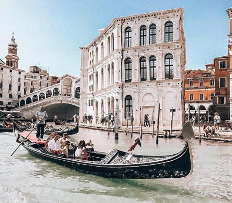 ILP Adventure - Italy