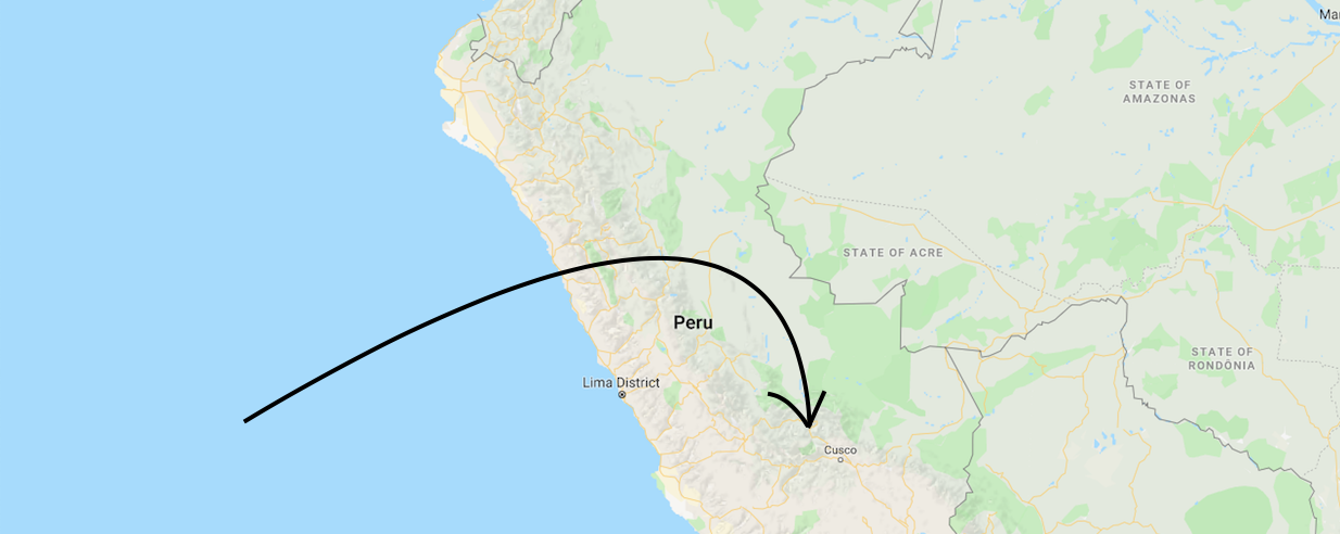 ILP Adventure - Google Maps of Peru