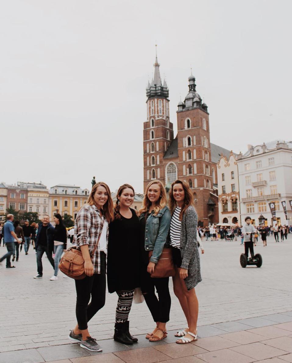 Volunteer in Poland