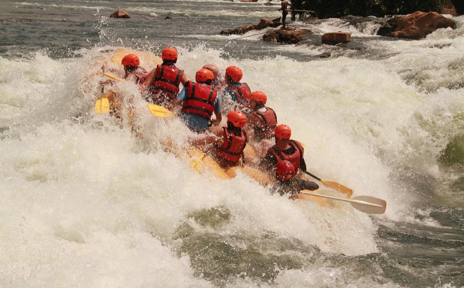 Uganda - River Raft The Nile