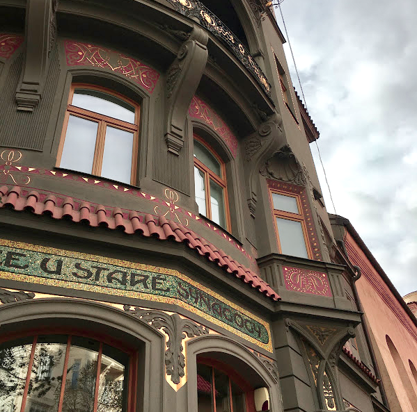 ILP Adventure -  Josefov, Prague