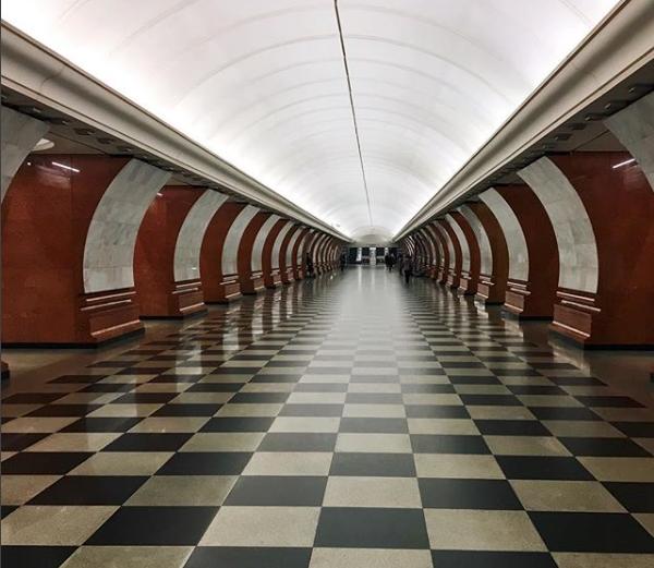ILP Adventure - Moscow