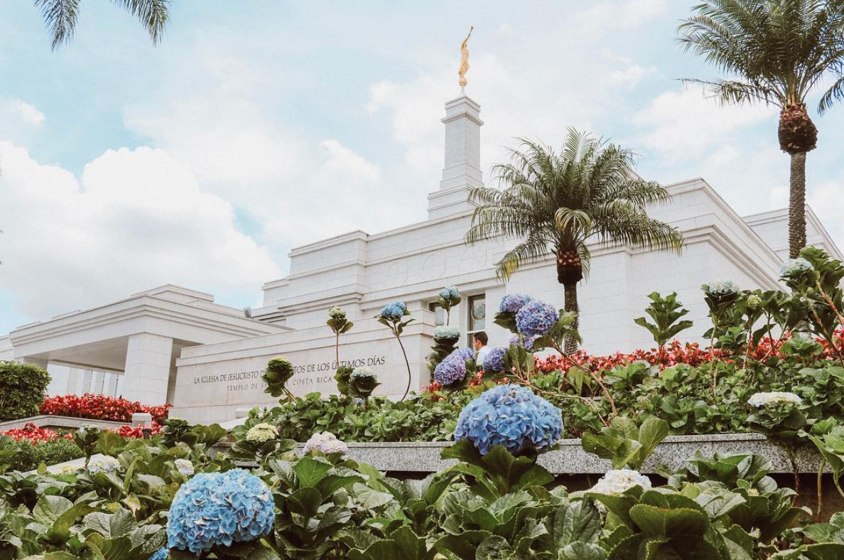 LDS Costa Rica Temple