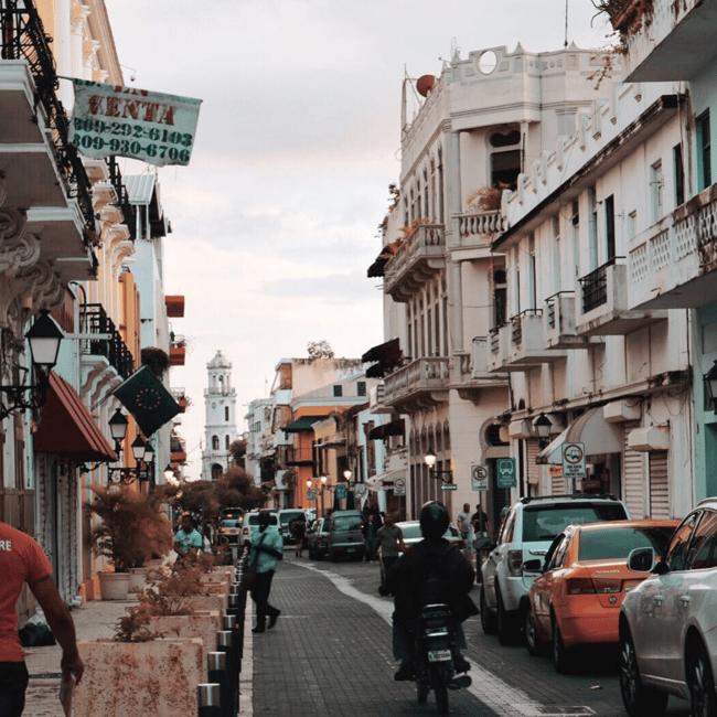 Santo Domingo with ILP