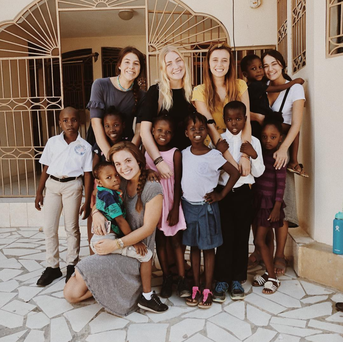 Volunteer in Haiti