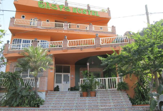 ILP Adventure - Screenshot from Hostelworld.com, Oasis Hostel