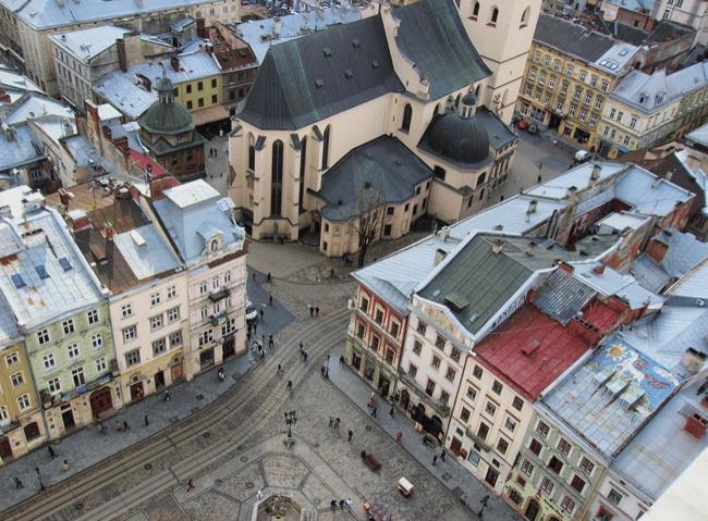 ILP Ukraine - Lviv
