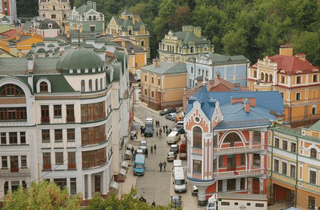 ILP Adventure - Kiev, Ukraine