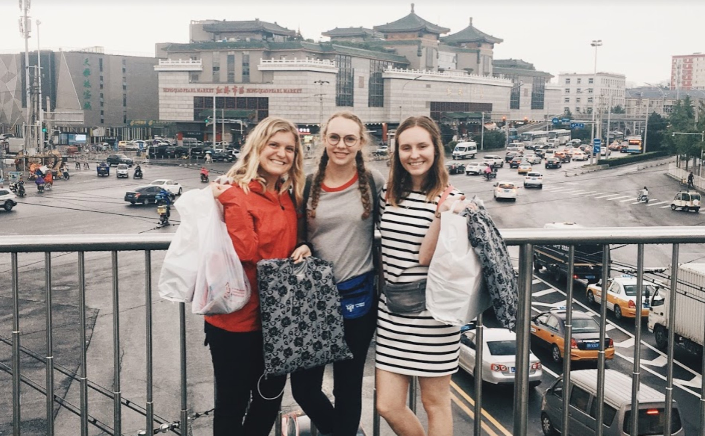 ILP Adventure - China