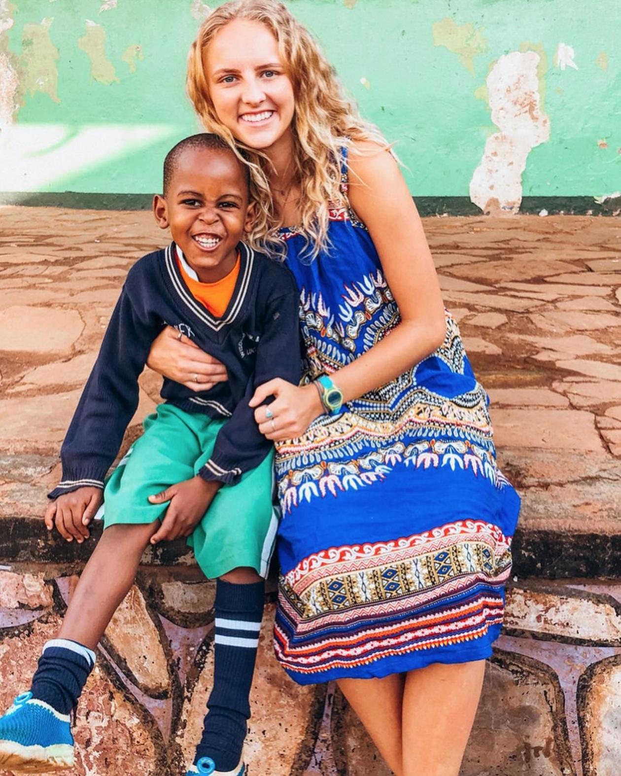 Volunteering in Africa LDS