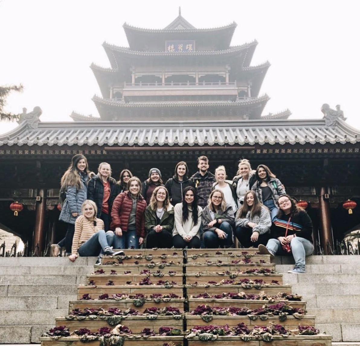 Get Paid To Teach English In China!