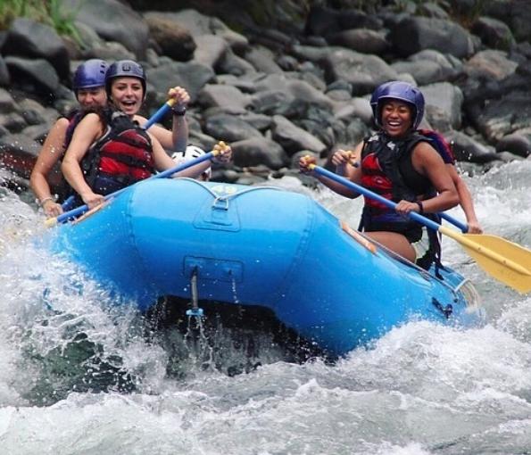 ILP Volunteers in Costa Rica