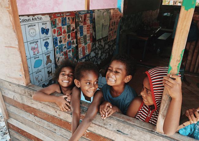 Teach English in Vanuatu