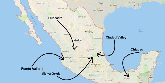 Teaching Kids English in Mexico