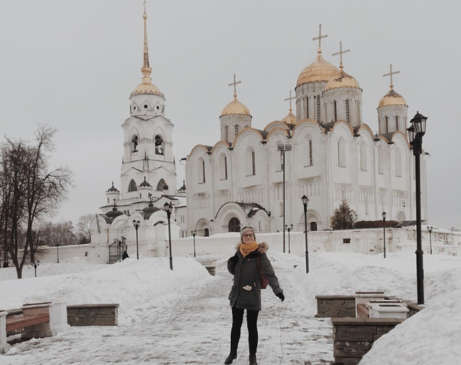 Travel Russia with ILP