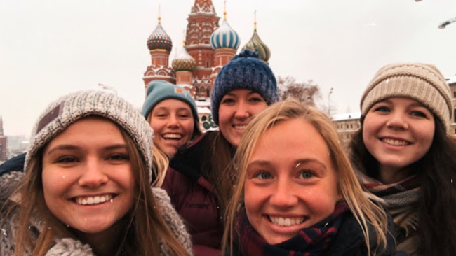 Volunteering in Russia with ILP