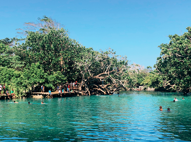 Volunteering in Vanuatu with ILP
