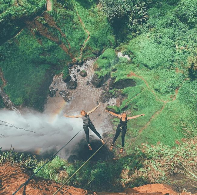Sipi Falls - ILP Uganda