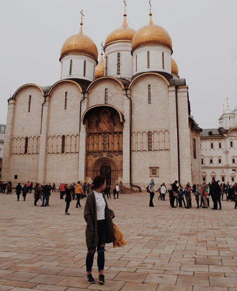 Volunteer in Russia with ILP