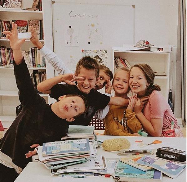 Volunteering and teaching English in Europe