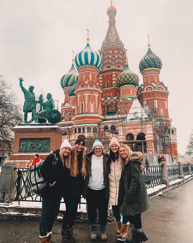 Teach kids English in Russia