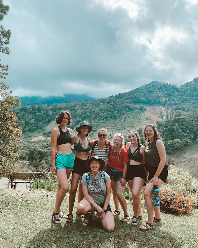 Volunteering in Central America with ILP