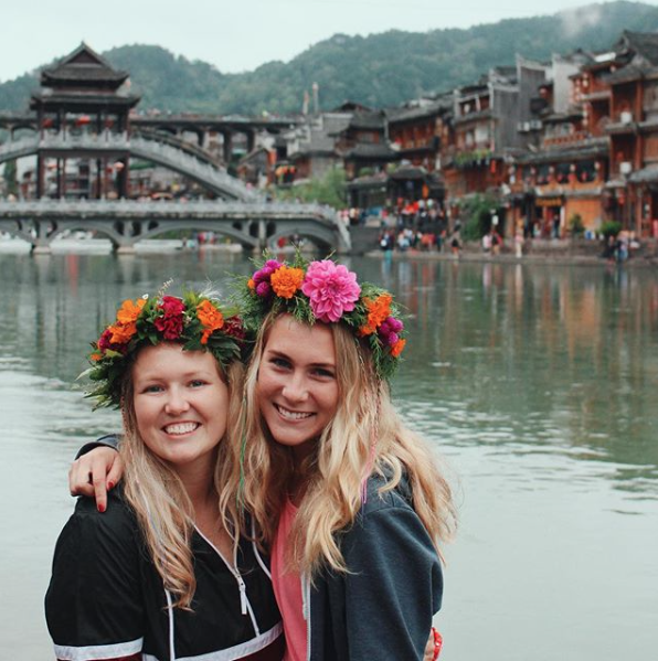 Volunteering in China with ILP