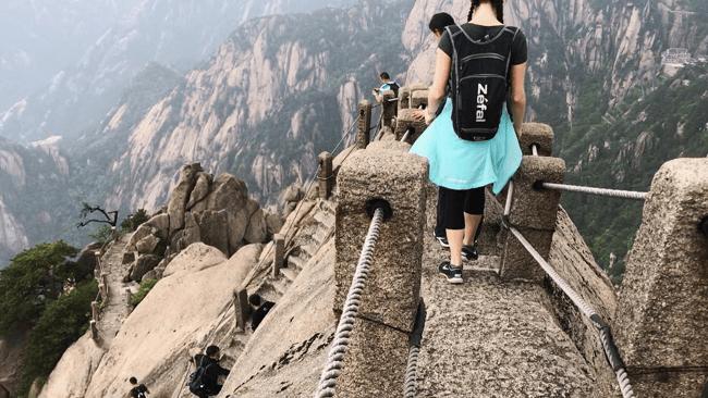 ILP Adventure in China