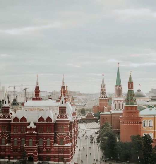 Teach English in Russia with ILP