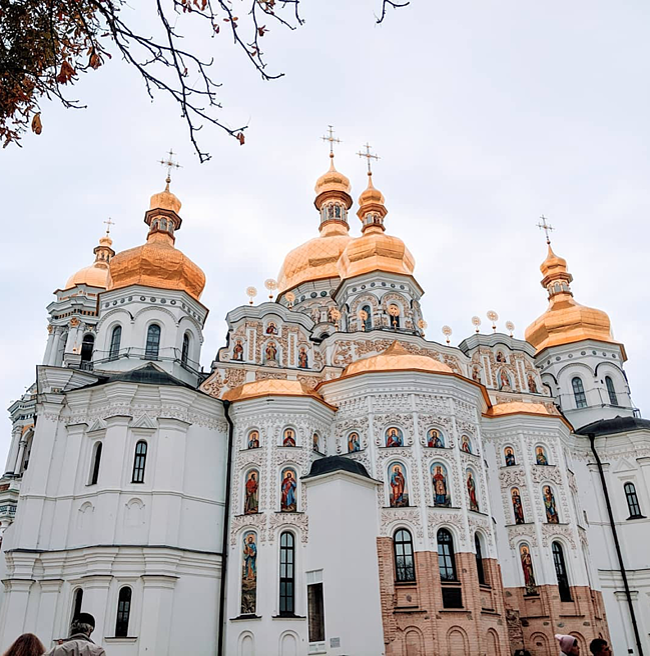 ILP Adventure in Ukraine