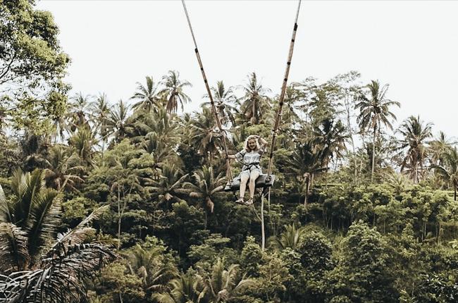 ILP Adventure finding the Bali Swing