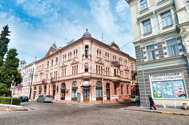 teach English in Ukraine with ILP