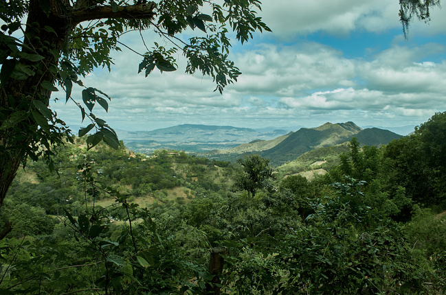 Travel hashtags for Nicaragua