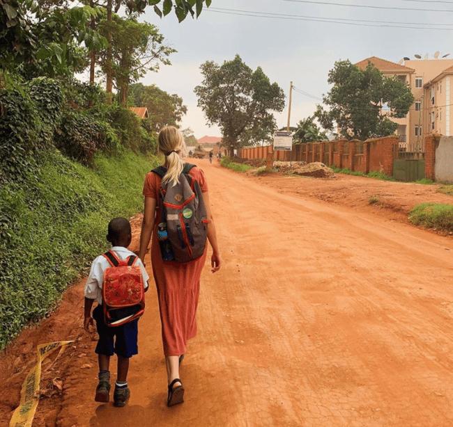 Africa on International Language Program