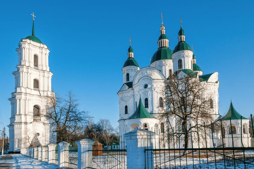 Backpacking Europe while volunteering in Ukraine