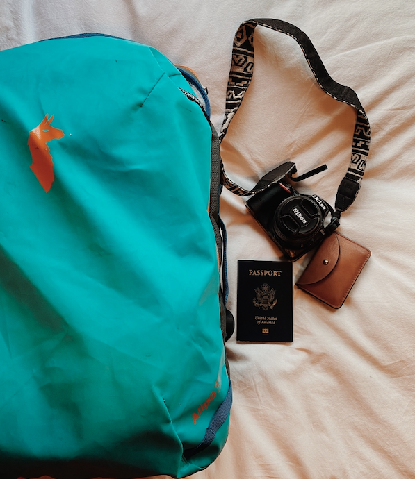Backpacking Europe hashtags with ILP