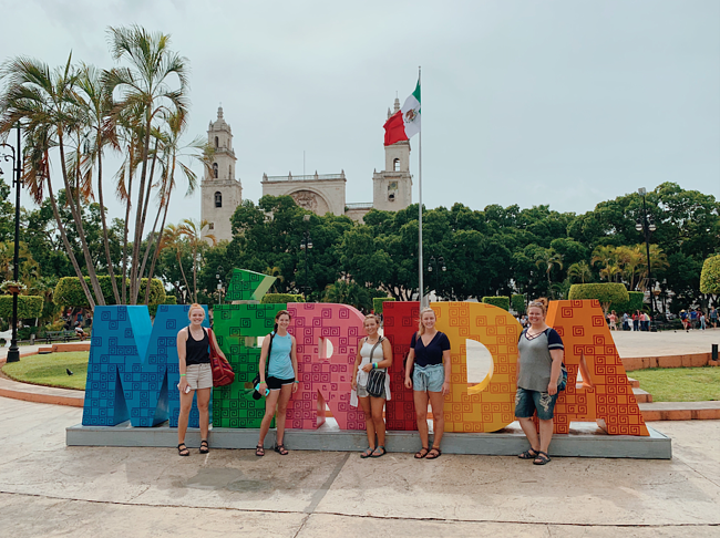 Teaching English in Mexico with ILP