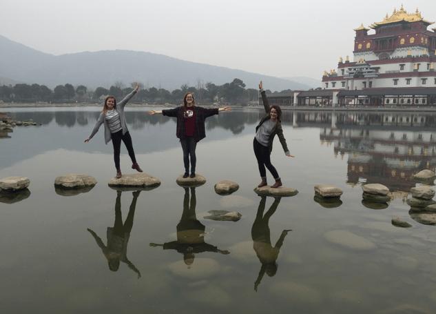 Volunteer in China
