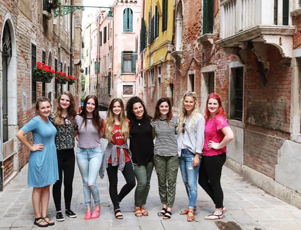 ILP Europe Volunteers in Italy