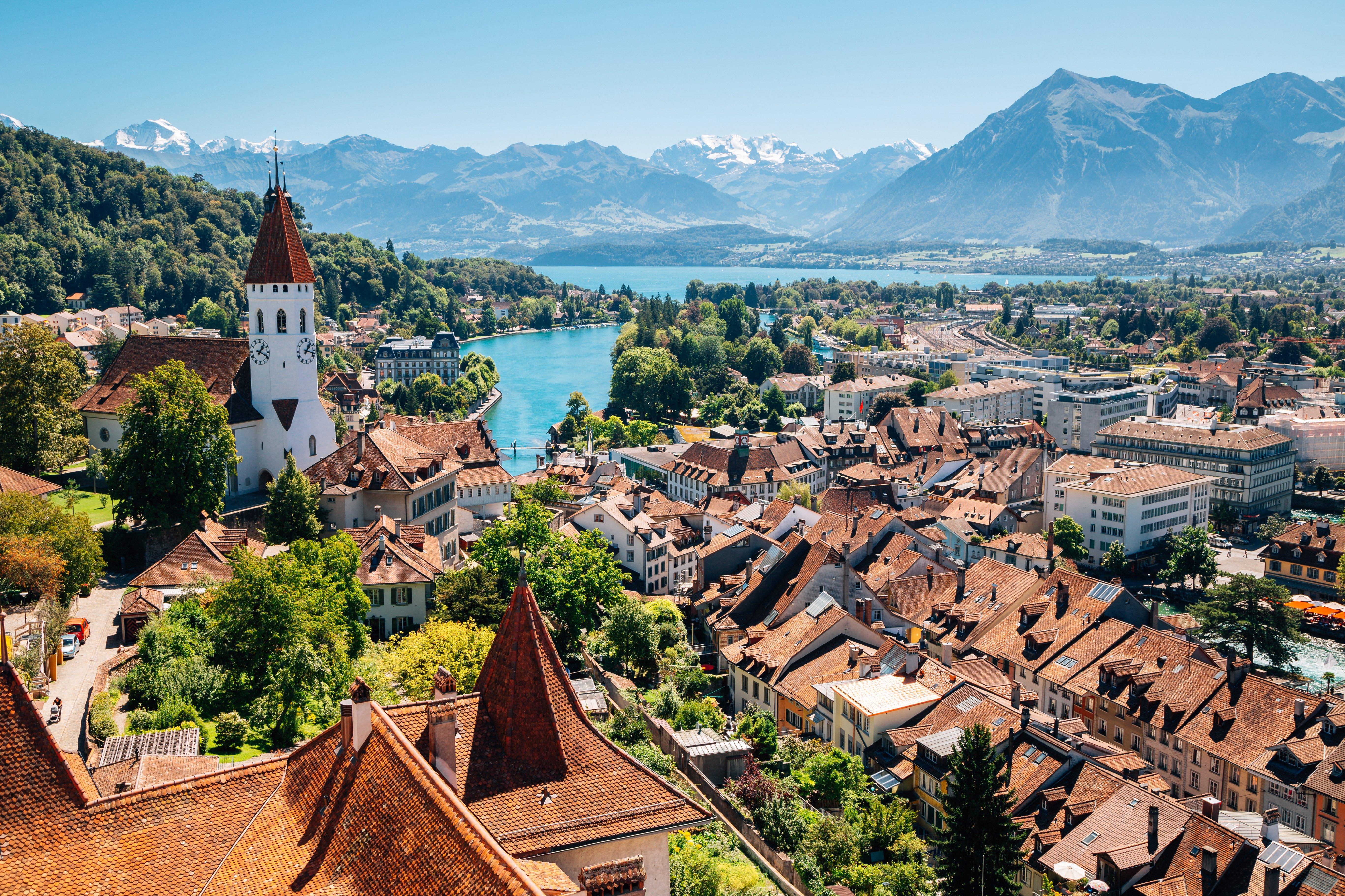Thun Switzerland AdobeStock_200243227