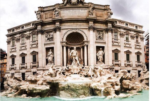 ILP Euope - Trevi Fountain