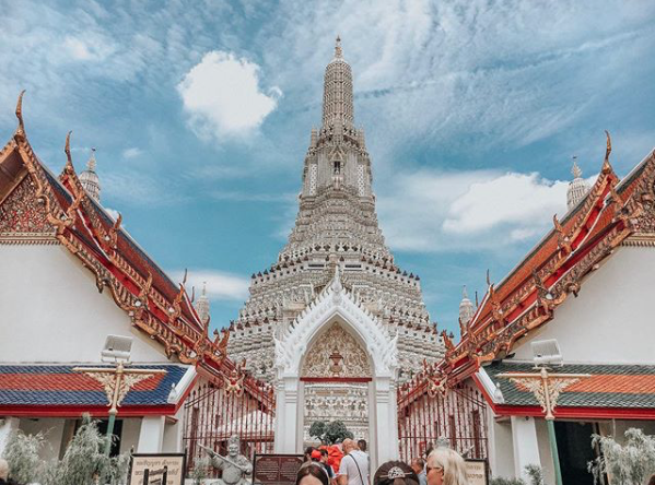 Wat Arun - ILP Adventure