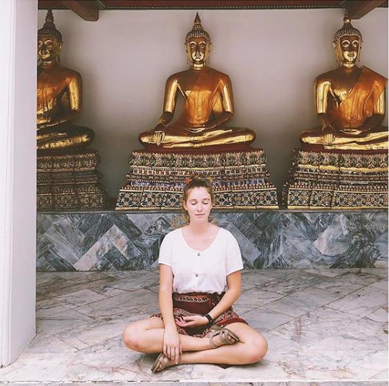 Wat Pho - ILP Adventure
