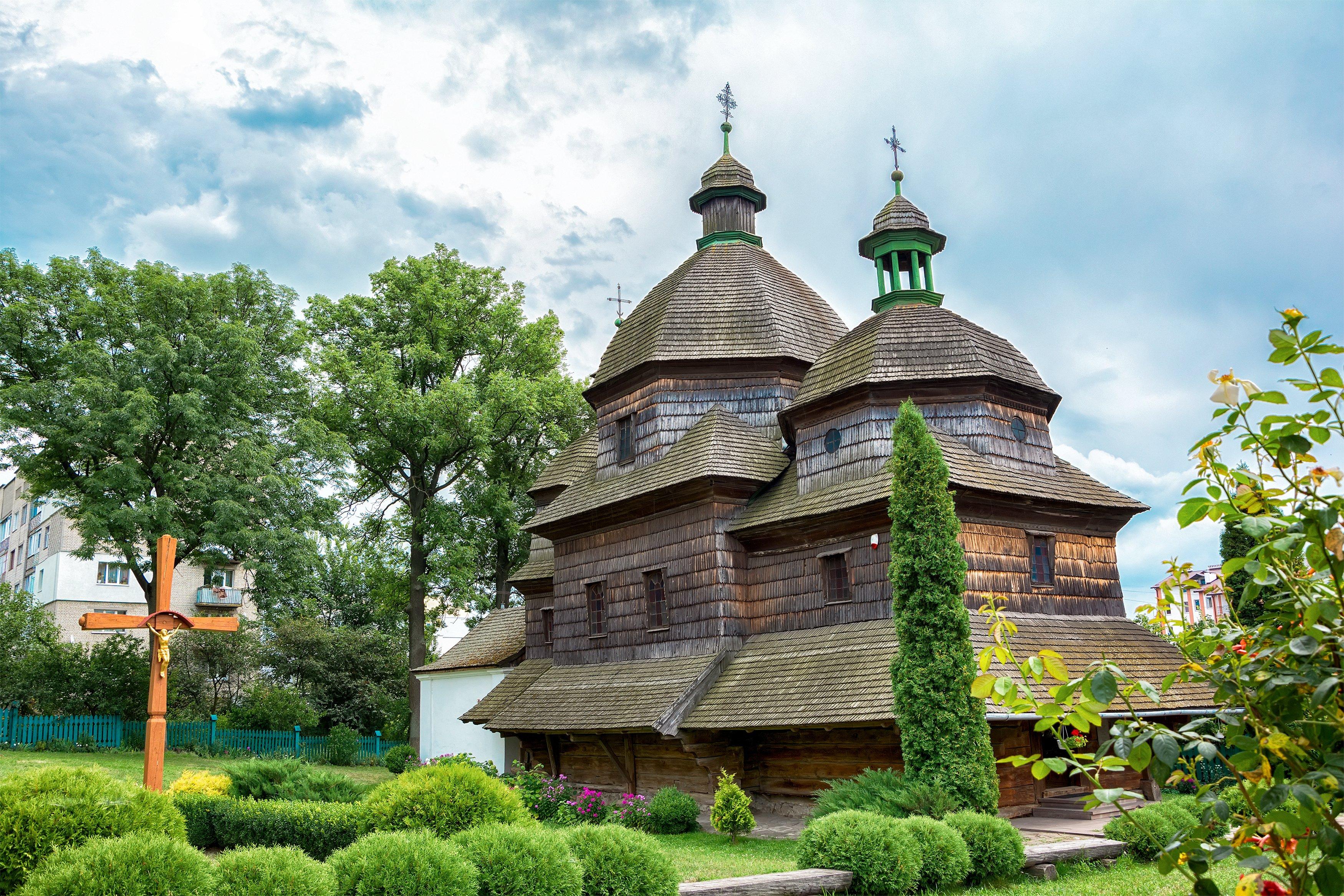 Ukraine churches