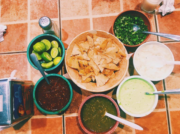 best mexican street food