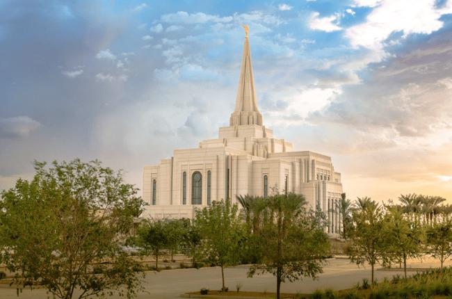 ILP Adventure - LDS temple