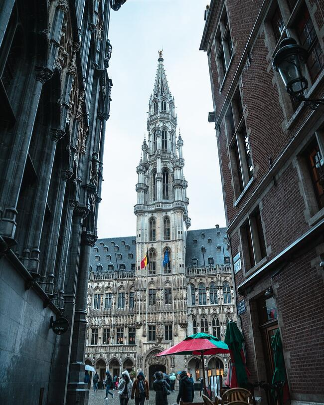 Brussels, Belgium guide