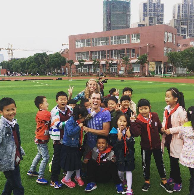 China - ILP Adventure