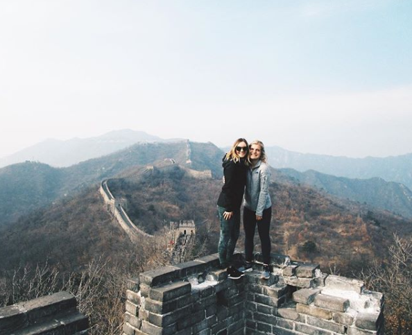 semester in china