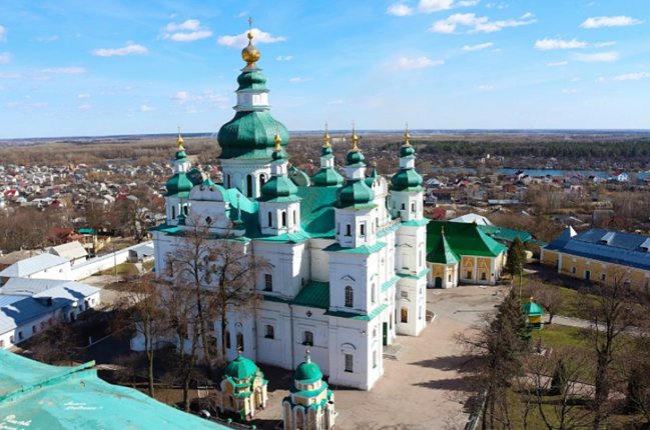 Ukrainian cathedrals